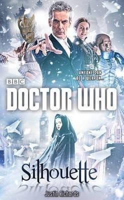 Obal knihy Doctor Who: Silhouette EN