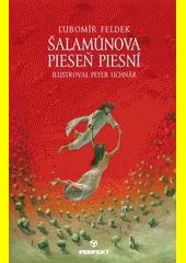 Obal knihy Šalamúnova Pieseň piesní