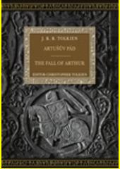 Obal knihy Artušův pád CZ