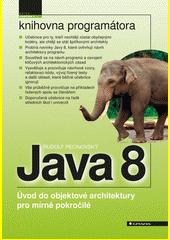 Obal knihy Java 8 CZ