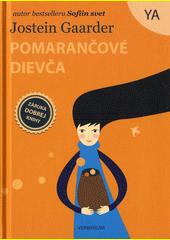 Obal knihy Pomarančové dievča