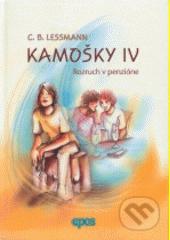 Obal knihy Kamošky IV. Rozruch v penzióne