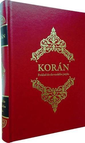 Obal knihy Korán - Preklad do slovenského jazyka