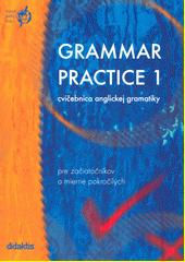 Obal knihy Grammar Practice 1 EN