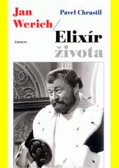 Obal knihy Jan Werich - Elixír života CZ