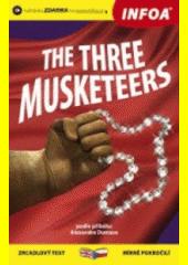 Obal knihy The Three Musketeers EN