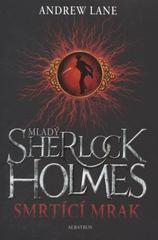 Obal knihy Mladý Sherlock Holmes: Smrtící mrak CZ