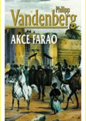 Obal knihy Akce farao CZ