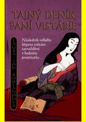 Tajný deník paní Vistárie CZ