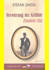 Obal knihy Zmatení citů / Verwirrung der Gefühle CZ