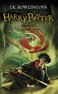 Obal knihy Harry Potter a Tajomná komnata (Kniha 2)