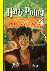 Obal knihy Harry Potter a Ohnivá čaša (Kniha 4)
