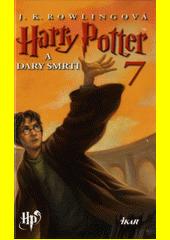 Obal knihy Harry Potter a Dary smrti (Kniha 7)