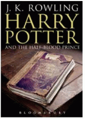 Obal knihy Harry Potter and the Half-Blood Prince (Adult edition) EN