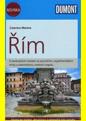 Obal knihy Řím CZ