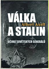 Obal knihy Válka a Stalin CZ