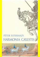 Obal knihy Harmonia Caelestis