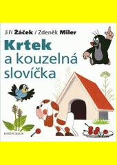 Obal knihy Krtek a kouzelná slovíčka CZ