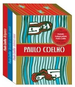 Obal knihy Paulho Coelho (Box) CZ