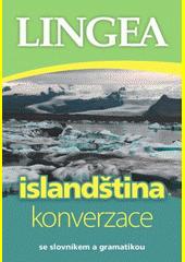 Obal knihy Islandština - konverzace CZ