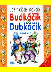Obal knihy Budkáčik a Dubkáčik
