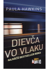 Obal knihy Dievča vo vlaku