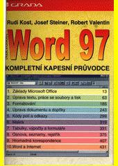 Word 97 - kompletní kapesní průvodce CZ
