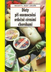 Obal knihy Diety při onemocněních srdečně-cévních CZ