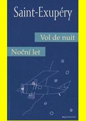 Obal knihy Noční let / Vol de nuit CZ