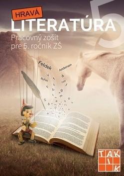 Obal knihy Hravá literatúra 5