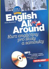 Obal knihy English All Around CZ