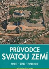 Obal knihy Průvodce Svatou zemí CZ