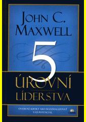 Obal knihy 5 úrovní líderstva