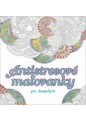 Obal knihy Antistresové maľovanky