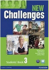 Obal knihy New Challenges 3 - Student's Book EN