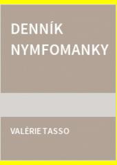 Obal knihy Denník nymfomanky