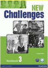 Obal knihy New Challenges 3 - Workbook EN