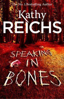 Obal knihy Speaking in Bones EN