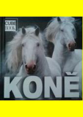 Obal knihy Koně CZ