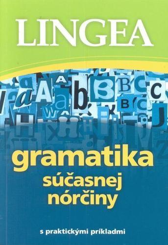 Obal knihy Gramatika súčasnej nórčiny
