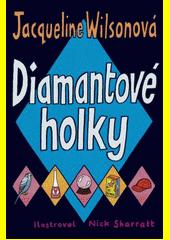 Obal knihy Diamantové holky CZ