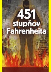 Obal knihy 451 stupňov Fahrenheita