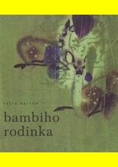 Obal knihy Bambiho rodinka