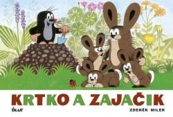 Obal knihy Krtko a zajačik