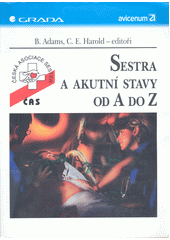 Obal knihy Sestra a akutní stavy od A do Z CZ