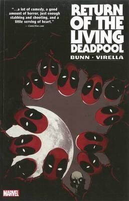 Obal knihy Return of the Living Deadpool EN