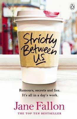 Obal knihy Strictly Between Us EN