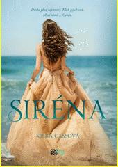 Obal knihy Siréna CZ