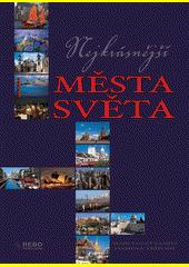 Obal knihy Nejkrásnější města světa CZ
