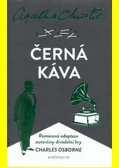Obal knihy Černá káva CZ
